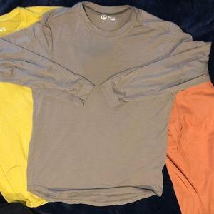 Outlier Inc. Merino Long Sleeve T-shirt sz M